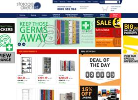 Storagedirect.co.uk thumbnail