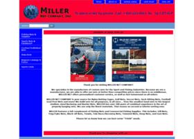 Store.millernets.com thumbnail