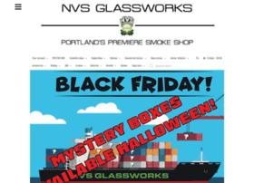 Store.nvsglassworks.com thumbnail