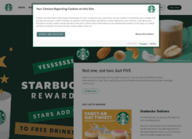 Store.starbucks.co.uk thumbnail
