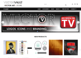 Store.vectorvault.com thumbnail