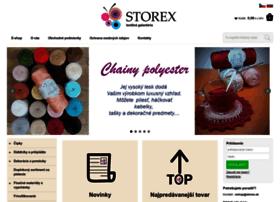 Storex.sk thumbnail