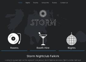 Storm-nightclub.co.uk thumbnail