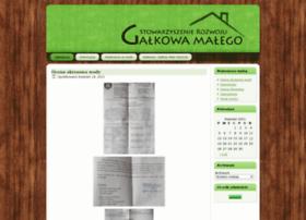 Stowarzyszenierozwoju-galkowamalego.pl thumbnail