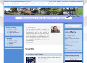 Stpierredeclairac.fr thumbnail