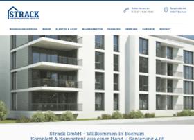 Strack-gmbh.de thumbnail