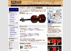 Strad.co.jp thumbnail