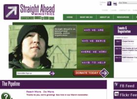 Straightahead.org thumbnail