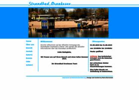 Strandbad-orankesee.de thumbnail