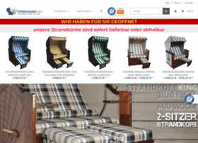 strandkorb at wi strandk rbe direkt vom. Black Bedroom Furniture Sets. Home Design Ideas