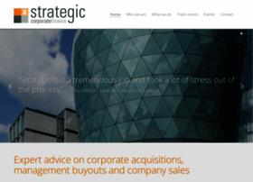 Strategiccorporatefinance.co.uk thumbnail