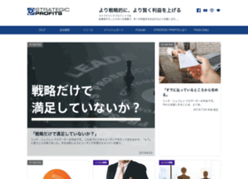 Strategicprofits.jp thumbnail