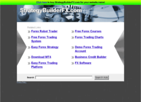 Forex strategy builder pl