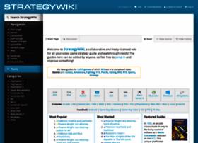 Strategywiki.org thumbnail