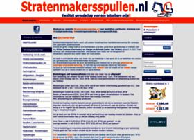 Stratenmakersspullen.nl thumbnail