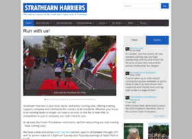 Strathearnharriers.org.uk thumbnail