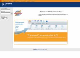 Strato-communicator.net thumbnail