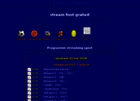 Streamfoot.org thumbnail