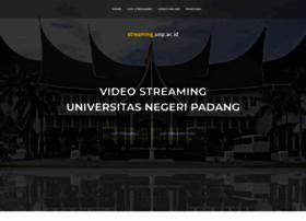 Streaming.unp.ac.id thumbnail