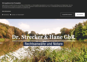 Strecker-hane.de thumbnail
