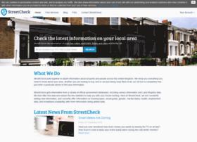 Streetcheck.co.uk thumbnail