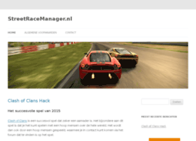 Streetracemanager.nl thumbnail
