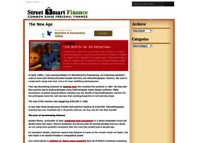 Streetsmartfinance.org thumbnail