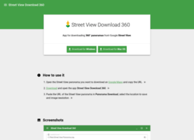 Streetviewdownload.eu thumbnail