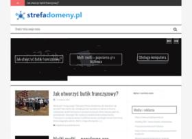 Strefadomeny.pl thumbnail