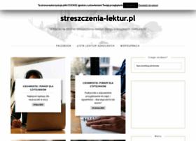 Streszczenia-lektur.pl thumbnail