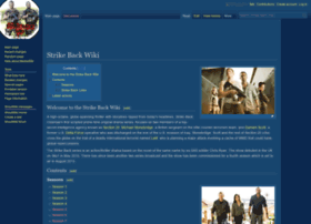 Strikeback.shoutwiki.com thumbnail