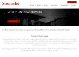 Stronachs.com thumbnail