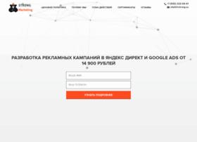 Strongmarketing.ru thumbnail