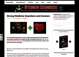 Strongmedicine.dragondoor.com thumbnail