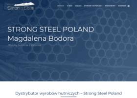Strongsteelpoland.pl thumbnail