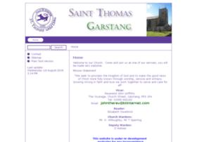 Stthomasgarstang.co.uk thumbnail