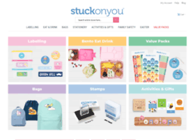 Stuckonyou.co.uk thumbnail
