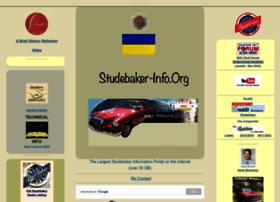 Studebaker-info.org thumbnail