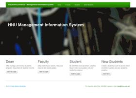 Student.hnu.edu.ph thumbnail