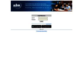 Student.ubm.ac.id thumbnail