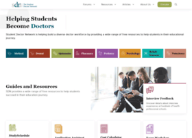 Studentdoctor.net thumbnail