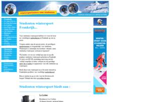 Studenten-wintersport.nl thumbnail