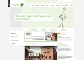 Studentenwerk-wuerzburg.de thumbnail