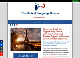 Studentlanguagebureau.com thumbnail