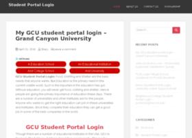 Studentportal-login.com thumbnail