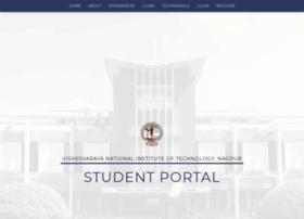 Studentportal.vnit.ac.in thumbnail