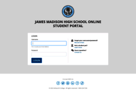 Students.jmhs.com thumbnail
