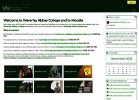 Students.waverleyabbeycollege.ac.uk thumbnail