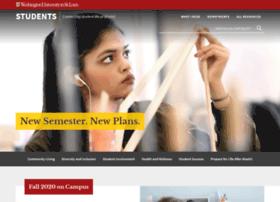 Students.wustl.edu thumbnail