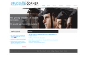 Studentscorner.co.in thumbnail